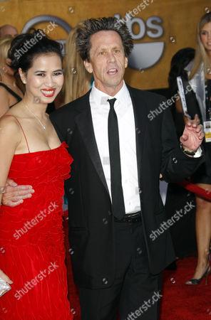 Brian Grazer and Chau Giang Thi Nguyen