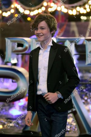 Australian Actor and Cast Member Levi Miller Arrives For the Movie Premiere of Pan in Mexico City Mexico 06 October 2015 the Movie Will Be Shown in Mexican Theaters From 08 October 2015 Mexico Mexico City