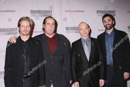 Paul Sparks, Peter Stormare, Michael Cerveris, Christopher Shinn