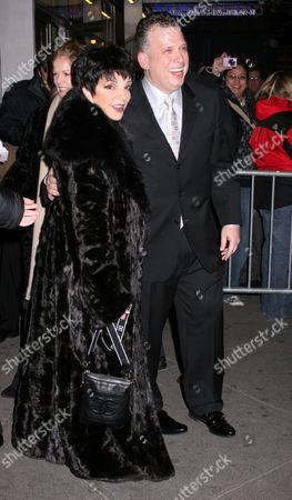 Liza Minnelli and Billy Stritch