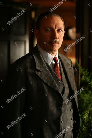'Agatha Christie Poirot' - Mrs McGintys Dead - TV - 2008 - Richard Hope.