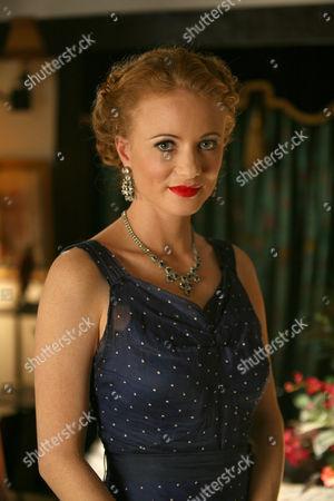 'Agatha Christie Poirot' - Mrs McGintys Dead - TV - 2008 - Mary Stockley.