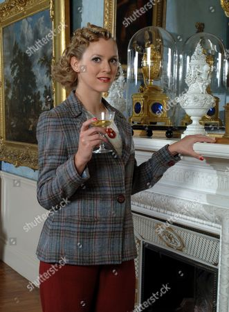 'Agatha Christie Poirot' - The Third Girl - TV - 2008 - Clemency Burton-Hill.