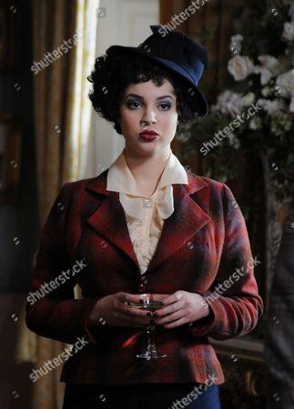 'Agatha Christie Poirot' - The Third Girl - TV - 2008 - Matilda Sturridge.