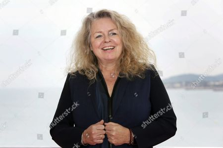 Canadian Film Director Patricia Rozema Poses During the Photocall of 'Into the Forest' at the 48th Sitges International Fantastic Film Festival in Sitges Near Barcelona Spain 17 October 2015 the Festival Runs From 09 to 18 October Spain Sitges (barcelona)