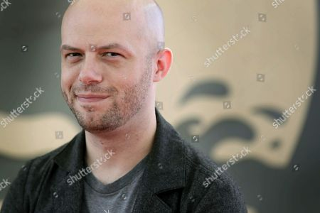 Us Film Maker Ted Geoghegan Poses During the Presentation of the Film 'We Are Still Here' at the 48th Sitges International Fantastic Film Festival in Sitges Near Barcelona Spain 11 October 2015 the Festival Runs From 09 to 18 October Spain Sitges (barcelona)