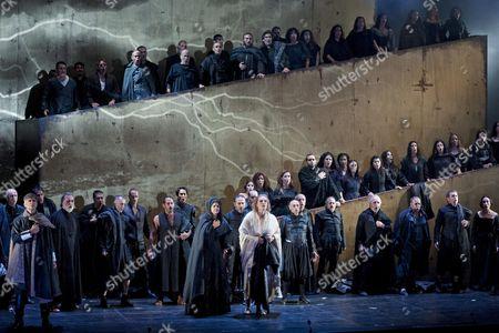 Editorial image of Spain Opera - Aug 2015