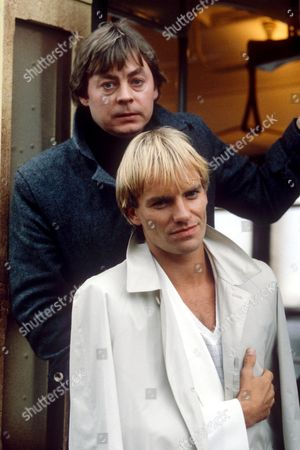 STING AND HYWEL BENNETT