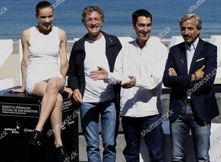 Editorial image of Spain San Sebastian Film Festival - Sep 2015