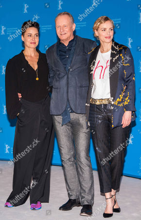 Editorial picture of 'Return to Montauk' photocall, Berlinale International Film Festival, Berlin, Germany - 15 Feb 2017