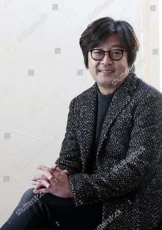 South Korean Actor Kim Yoon-seok Poses For Photos Ahead of an Interview in Seoul South Korea 06 December 2016 Kim Stars in the New Movie 'Will You Be There ' Playing a Man who Gets a Chance to Go Back 30 Years in Time Korea, Republic of Seoul