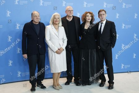 Editorial picture of In Zeiten des abnehmenden Lichts Photocall - 67th Berlin Film Festival, Germany - 16 Feb 2017