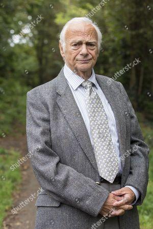 'Broadchurch - Series 3': Roy Hudd as David Barrett.