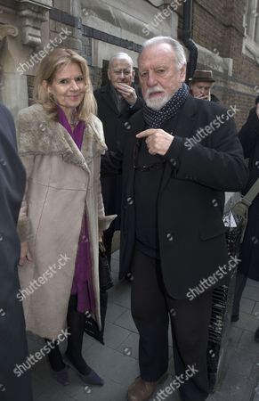 Fiona Victory and Kenneth Cranham
