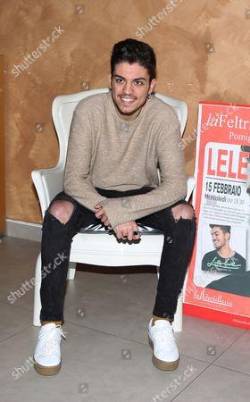 Stock Picture of Lele Esposito