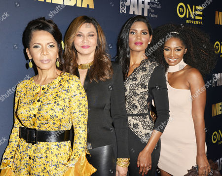 Penny Johnson Jerald, Tina Knowles Lawson, Denise Boutte, Jillian Reeves