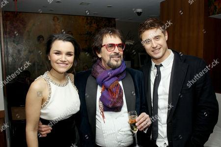 Samantha Barks, George Mendeluk (Director), Max Irons