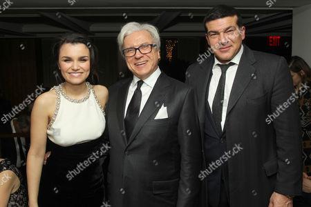 Samantha Barks, Ian Ihnatowycz (Producer), Tamer Hassan