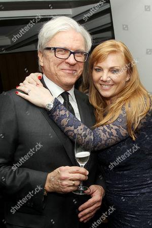 Producers Ian Ihnatowycz and Camilla Storey