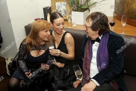 Camilla Storey (Producer), Guest, George Mendeluk (Director)