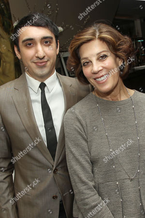 Ariya Ghahramani, Peggy Siegal