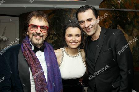 George Mendeluk (Director), Samantha Barks, Darius Campbell