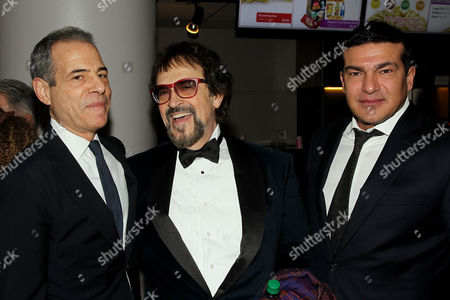 Stock Picture of Richard Stengel (Host), George Mendeluk (Director), Tamer Hassan