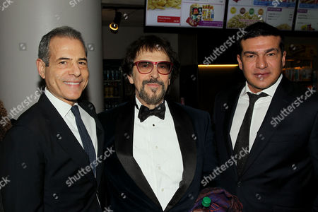 Richard Stengel (Host), George Mendeluk (Director), Tamer Hassan