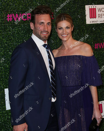 Editorial image of The Women's Cancer Research Fund hosts an Unforgettable Evening, Arrivals, Los Angeles, USA - 16 Feb 2017
