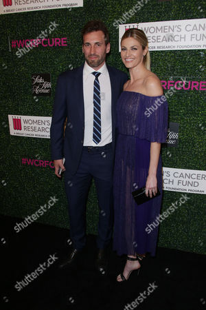 Editorial photo of The Women's Cancer Research Fund hosts an Unforgettable Evening, Arrivals, Los Angeles, USA - 16 Feb 2017
