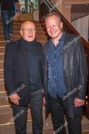 Volker Schloendorff, Stellan Skarsgard