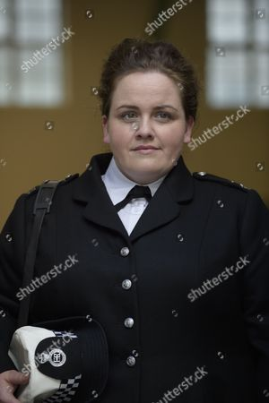 'Prime Suspect 1973' - Jessica Gunning as Kath Morgan.