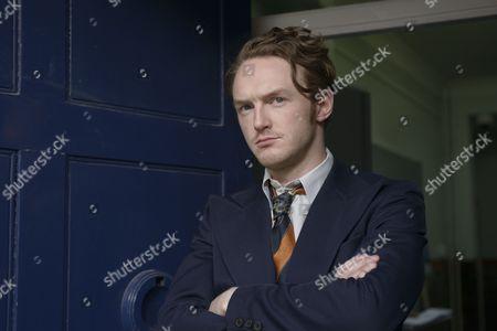 'Prime Suspect 1973' - Joshua Hill as DC Edwards.
