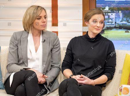 Kate Richardson-Walsh and Helen Richardson-Walsh