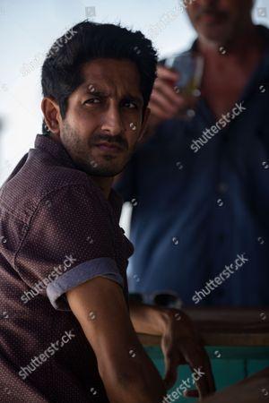 Sagar Radia as AJ Nair