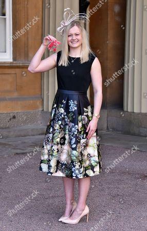Hannah Russell MBE
