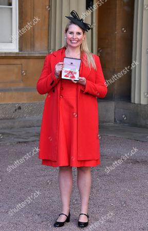Stephanie Millward MBE