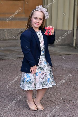 Stock Picture of Eleanor Robinson MBE