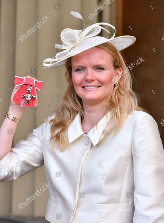 Susannah Rodgers MBE