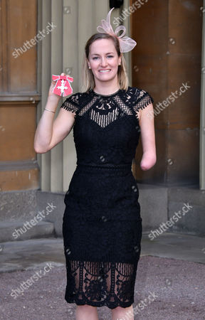 Stock Photo of Claire Cahsmore MBE