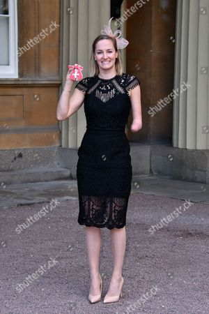 Stock Image of Claire Cahsmore MBE