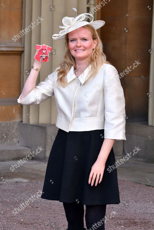 Stock Picture of Susannah Rodgers MBE