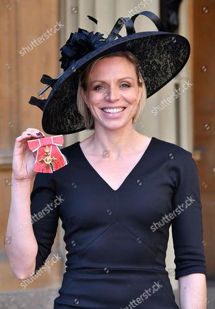 Kate Richardson-Walsh OBE