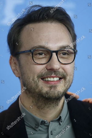 Romanian director Calin Peter Netzer poses during the photocall for 'Ana, Mon Amour' during the 67th annual Berlin Film Festival, in Berlin, Germany, 17 February 2017. The movie is presented in the Official Competition at the Berlinale that runs from 09 to 19 February.