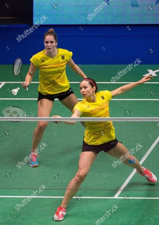 Editorial image of Badminton European Mixed Team Championships, Lubin, Poland - 17 Feb 2017