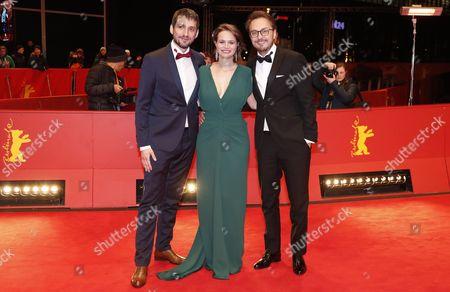 Editorial photo of Ana, Mon Amour Premiere  - 67th Berlin Film Festival, Germany - 16 Feb 2017