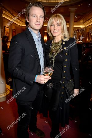 Stock Picture of Conrad Baker and Emma Noble