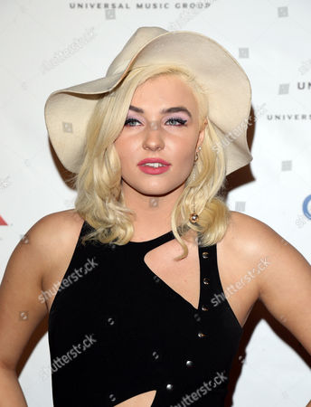 Editorial image of Universal Music Group Grammy After Party, Arrivals, Los Angeles, USA - 12 Feb 2017