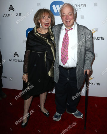 Stock Picture of Guest and Seymour Stein