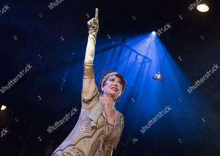 Editorial picture of 'The Wild Party' Musical performed at the Other Palace Theatre, London, UK, 18 Feb 2017